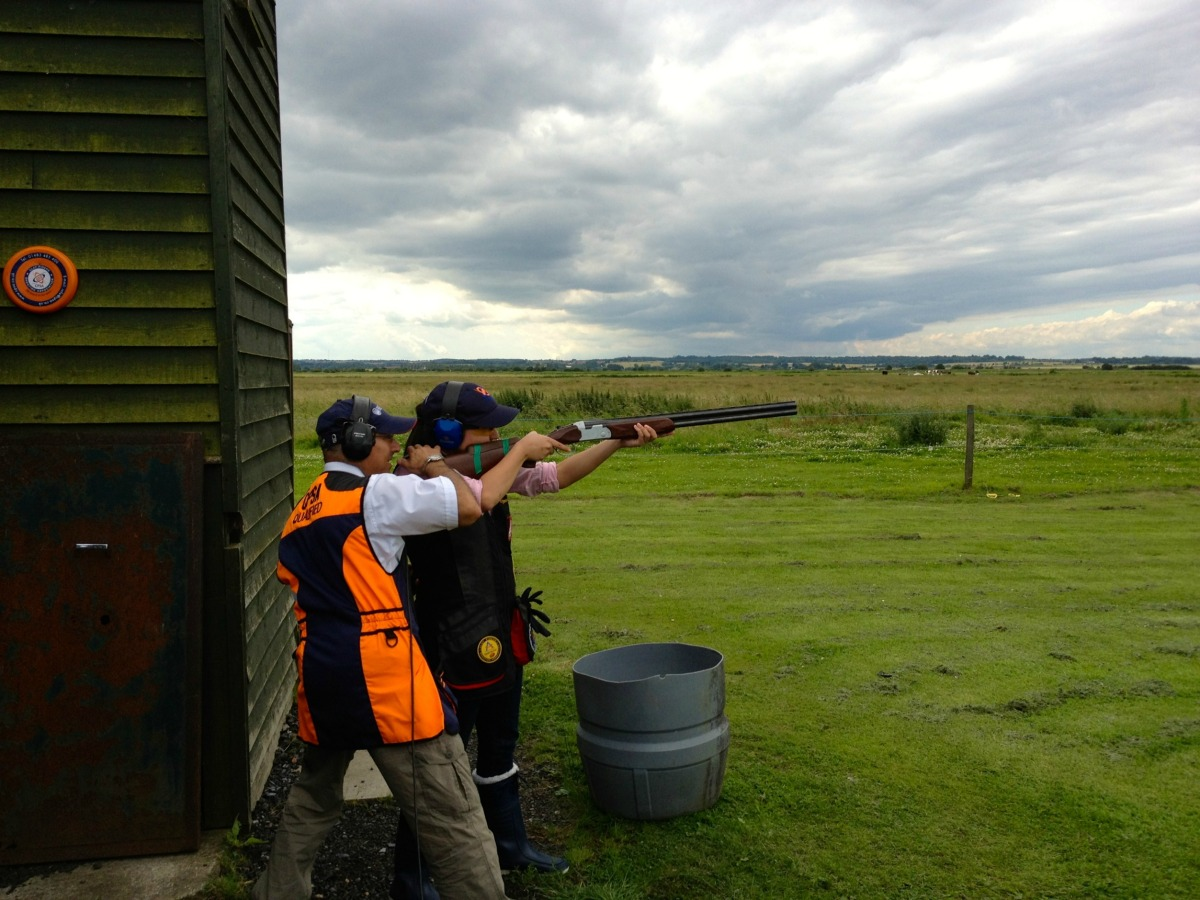 Packages – Clay shooting in Kent